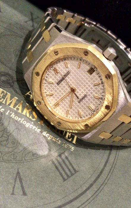 Audemars Piguet - Royal Oak  - 14790SA /O/0789SA /08 - Férfi - 2000-2010