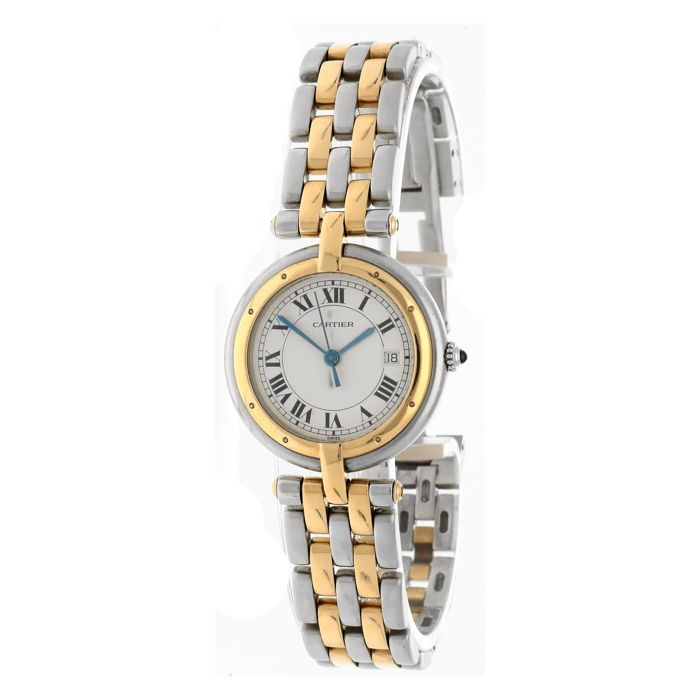 Cartier - Panthere Vendome Two-Tone - Ref. 183964 - Unisex - 1990