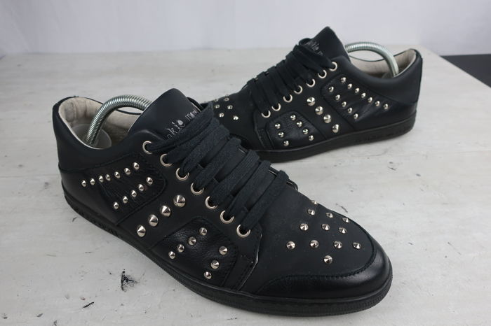 online store 47cca ea289 Frankie Morello Milan - Lace-Up Stud scarpe - Catawiki