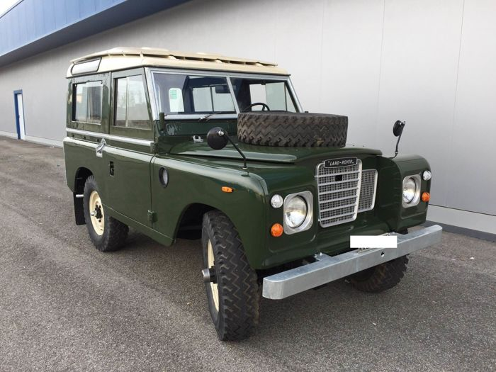 "Land Rover - Serie III ""88 - 1973"