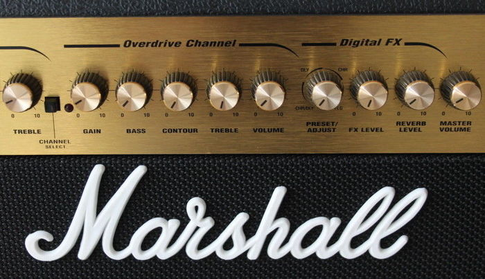 Onwijs Marshall - MG50dfx Combo - Amplifier - 50Watt Classic Sounds GJ-01