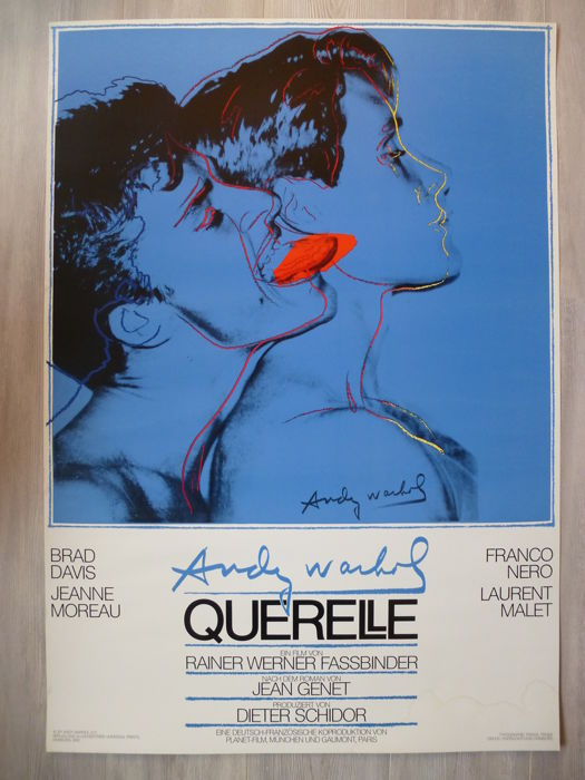 Andy Warhol - Querelle