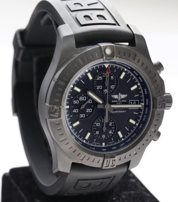 Breitling - Colt Chronograph Automatic - Ref. M1338810/BF01 - Heren - 2017