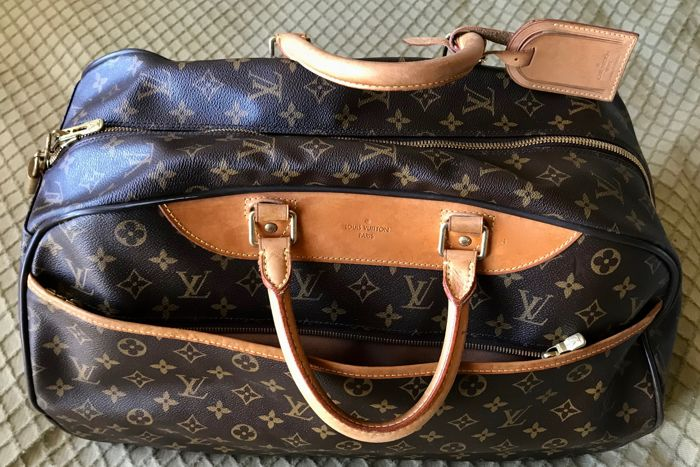 263b3b0f4b Louis Vuitton - Monogram Luggage Carry On & Trolley Trolley/Borsa Viaggio