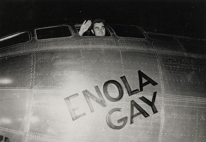 from Kaiden col tibbets enola gay