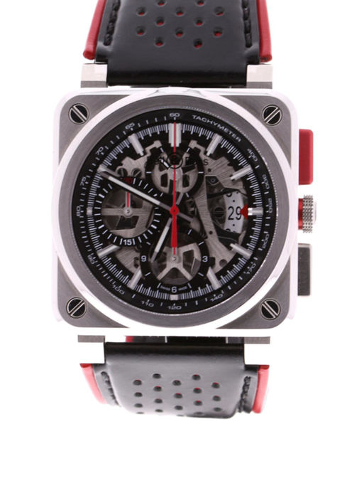 Bell & Ross - Aero GT Skeleton Limited Edition - BR03-94-AERO-GT - Unisex - 2018