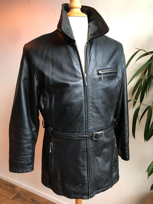 Dames Parka Zomerjas.Saki Getailleerde Dames Jas Leather Jacket Catawiki