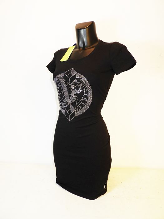 Versace - Dress with labels