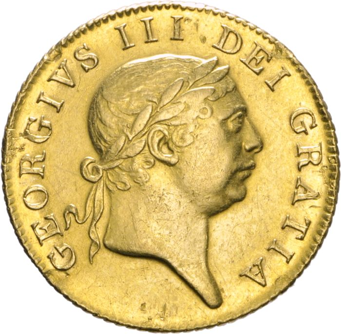 Great Britain - Guinea 1813 George III  - Gold