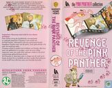 DVD / Video / Blu-ray - VHS videoband - Revenge of the Pink Panther