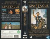 DVD / Video / Blu-ray - VHS video tape - Spartacus