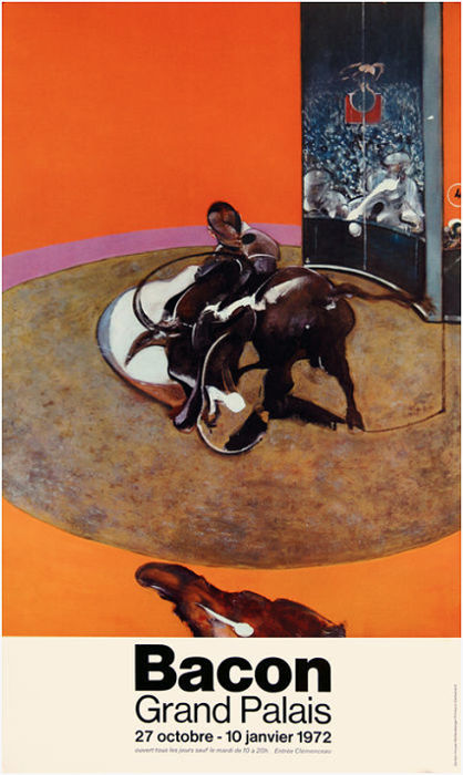 Francis Bacon - Grand Palais - 1972