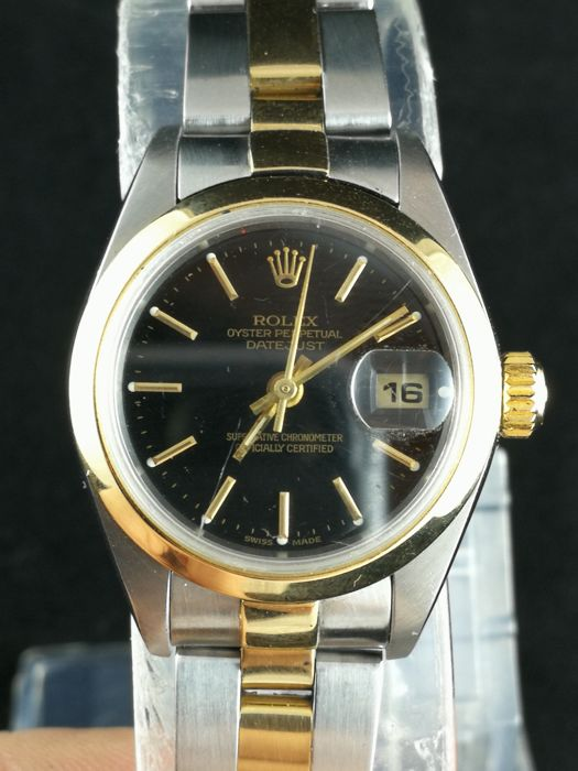 Rolex - Datejust - 79163 - Dames - 2000-2010