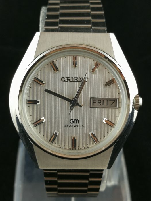 "Orient - GM - ""NO RESERVE PRICE"" - TS269104-70 CA - Unisex - 1990-1999"