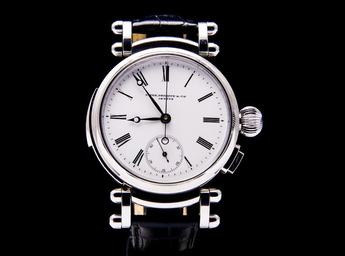 Patek Philippe - 5-minute repeater / chronograph by Adrien Philippe - Marriage watch - 男士 - 1872