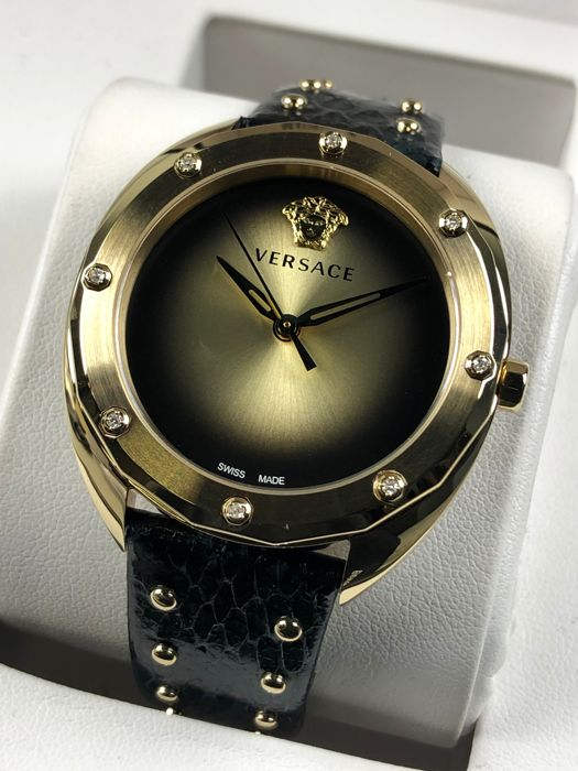 Versace - Shadov DiamondS Gold  - VEBM010 - Donna - 2011-presente