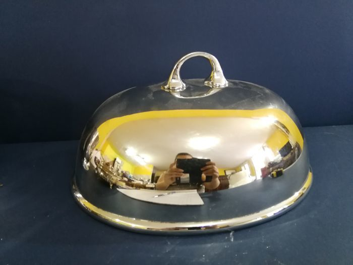 Dome cover - Silverplate - Firth Staybright  - U.K. - 1900-1949