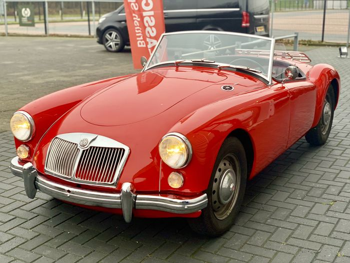 MG - A 1600 Roadster - 1960