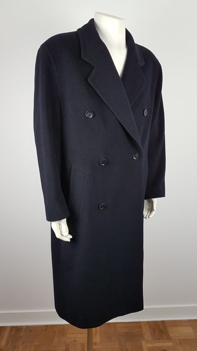 1e1b9ed881c BOSS - Hugo Boss - Continental - woolen coat - Catawiki