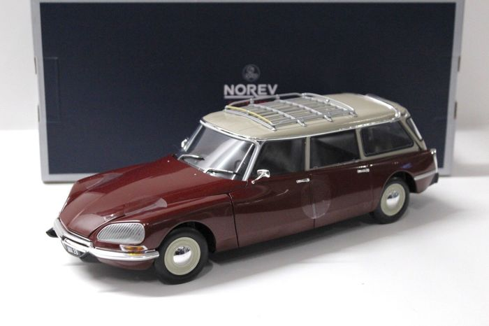 Norev - 1:18 - Citroen DS 21 Break 1970