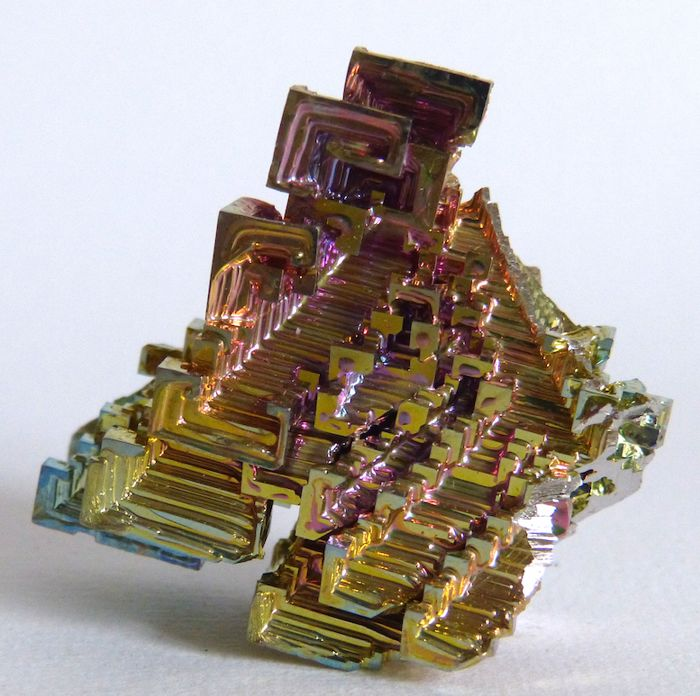 Bismuth Mineral collection - 4 to 4.5 cm - 64 g