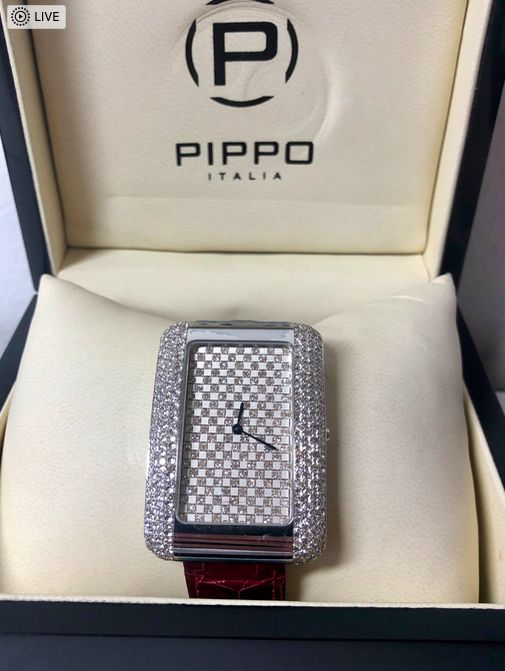 Pippo Italia - Soko - 18K Gold/Diamond - 女士 - 2000-2010