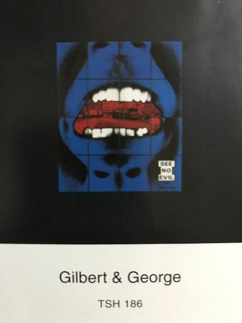 Gilbert & George - See No Evil