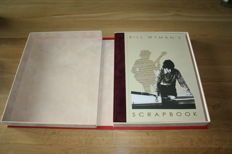 The Rolling Stones - Bill Wyman's scrapbook signed and numbered #1802 - Buch - 2013/2013