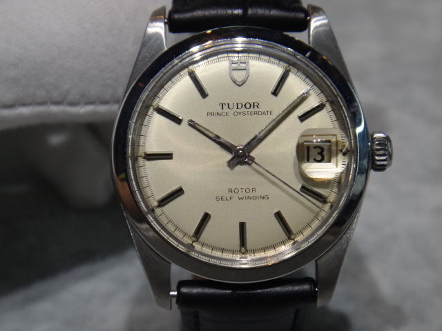 Tudor - Prince Oyster Date - Heren - 1970-1979
