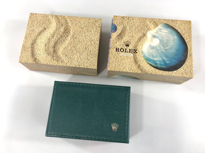 Rolex -  R.10 - Shell box - Homme - 1980-1989