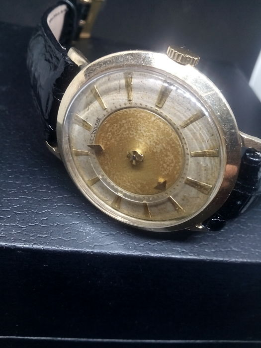 Jaeger-LeCoultre - mystery gold - 561128 - Unisex - 1950-1959