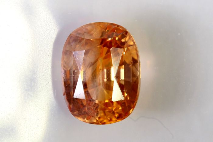 No Reserve Price - Saffier - 1.55 ct