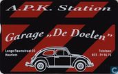 "A.P.K. Station Garage ""De Doelen"""
