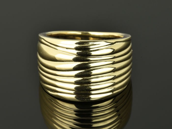 18 kt. Gold - Ring