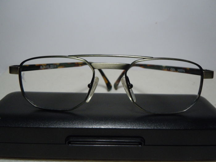 aaaf9660d7be Alain Mikli Parts 1131 Marble Vintage 80 s Eyeframe - Catawiki
