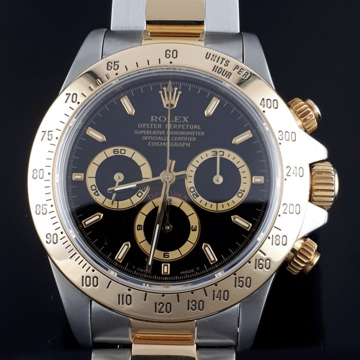 rolex oyster perpetual cosmograph daytona ref 16523. Black Bedroom Furniture Sets. Home Design Ideas