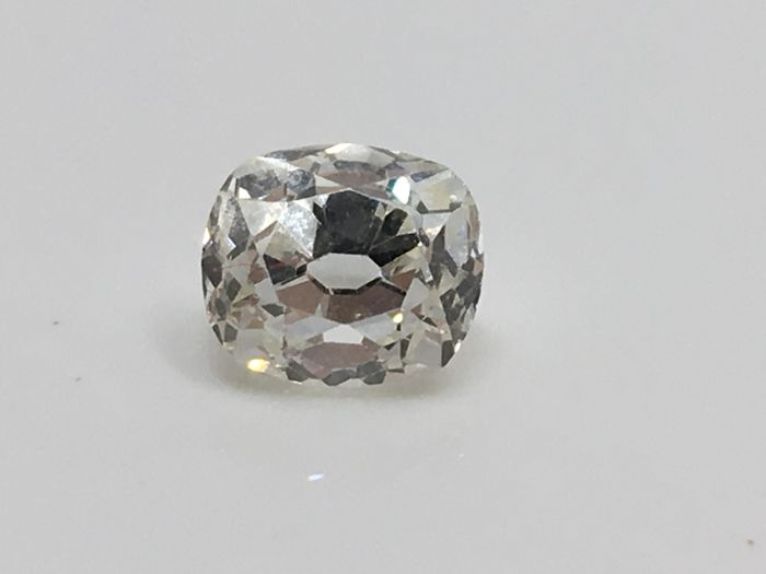 1 pcs Diamond - 1.07 ct - Perniță - J - VS2