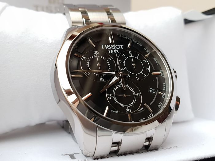 Tissot - Coutourier Chronograph - Heren - 2011-heden