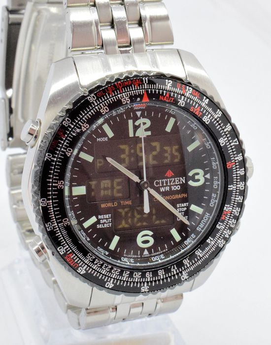 Citizen - Promaster Wingman - Racing Watch - Homem - 2000-2010