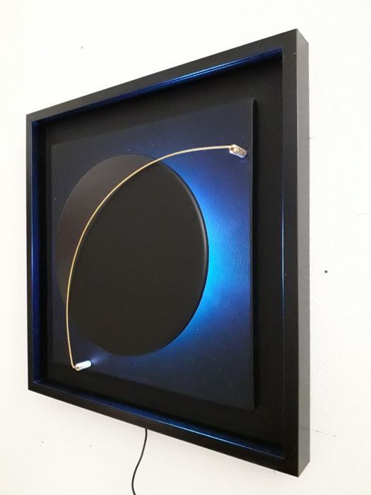 Bruno Bani  - SATELLITE PARZIALE - LED RGB