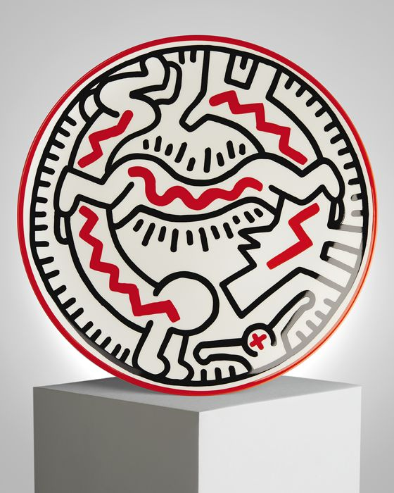 Keith Haring - Untitled (1985)