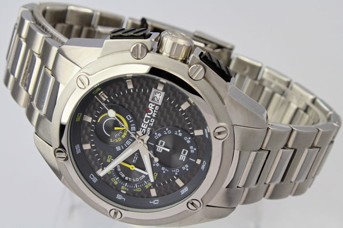 Sector - Chronograph - Brand New & Boxed - R3273981002  - Uomo - 2011-presente