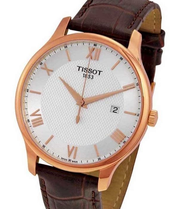 Tissot - Classic Collection Placcato GODL 18 K- NUOVO - Homem - 2018
