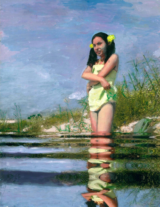 Fernando Spano - I immerse Myself in this miraculous Water