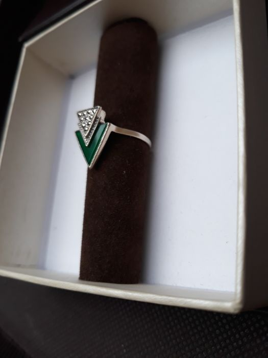 Vintage  - 925 Silver - Ring
