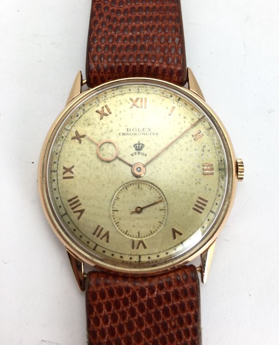 Rolex - Verga - 3667 - Heren - 1950-1959