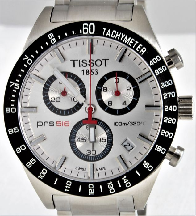 Tissot - PRC 516 Chronograph T0444172103100 -  'NO RESERVE PRICE' - Swiss ETA G10.212 - Caliber 13 1/4''' - Never Worn - Uomo - 2018