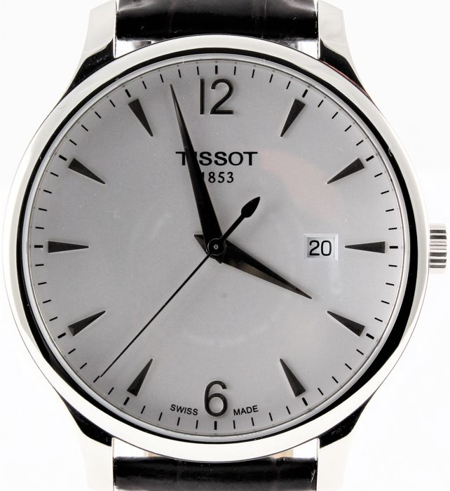 Tissot - TRADITION - NO RESERVE!! - Ref. No: T0636101603700 - Swiss ETA - Never Worn - Homme - 2018