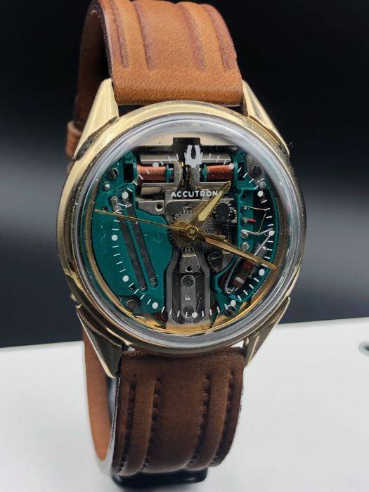 Bulova - Spaceview - M7 - cal214 - D-08391 - Uomo - 1960-1969