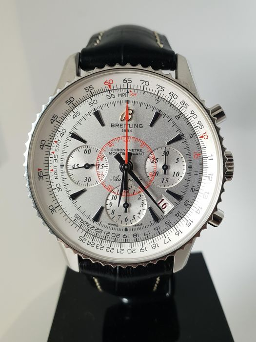 Breitling - Navitimer Montbrillant 01 Limited Edition Chronograph  - AB013112 - Heren - 2011-heden